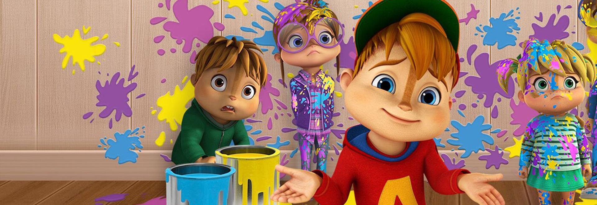 Alvinnn!!! And the Chipmunks - Stag. 2 Ep. 1