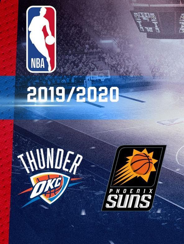 NBA: Oklahoma - Phoenix