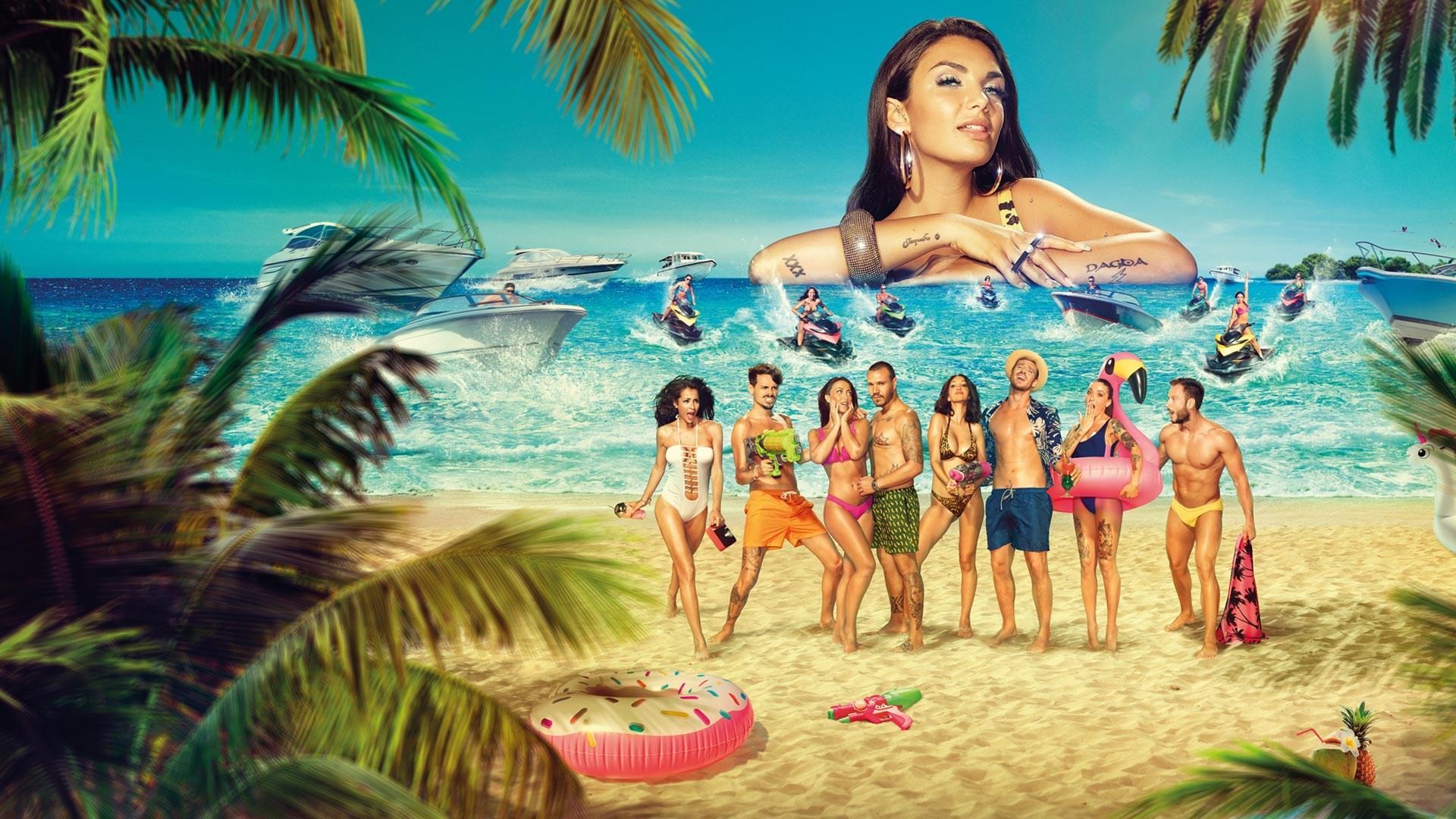 MTV HD Ex On The Beach Italia