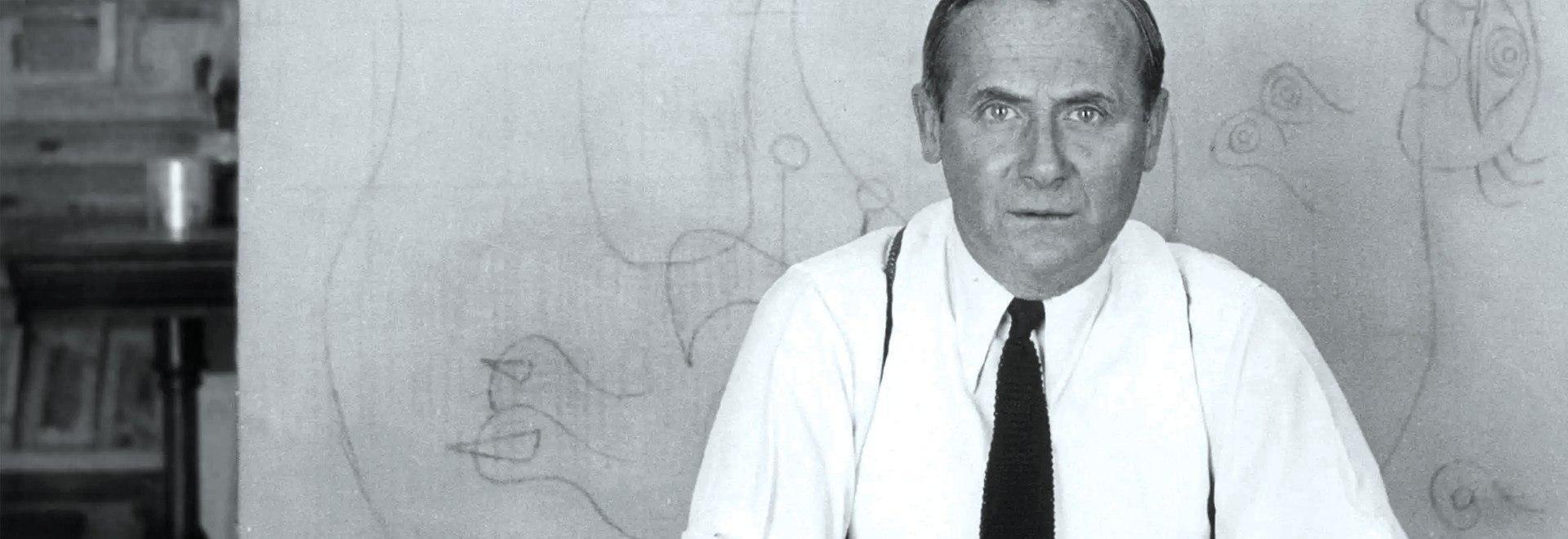 Joan Miró - Il fuoco interiore
