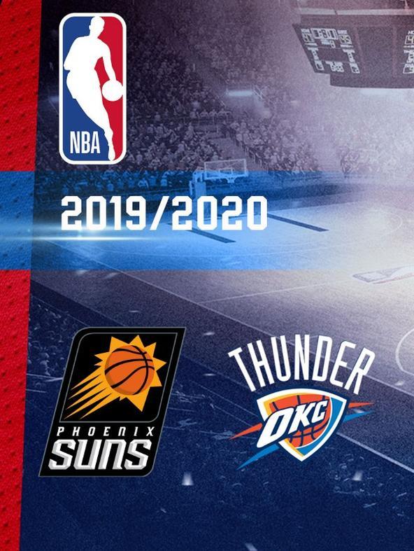 NBA: Phoenix - Oklahoma
