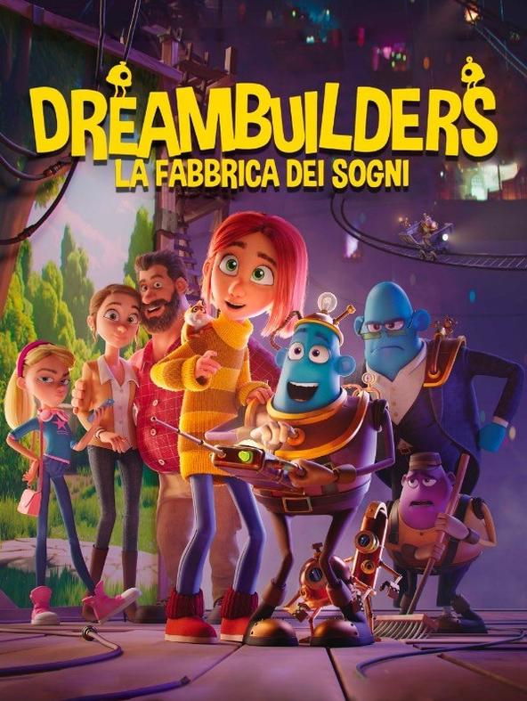 Dreambuilders - La fabbrica dei sogni