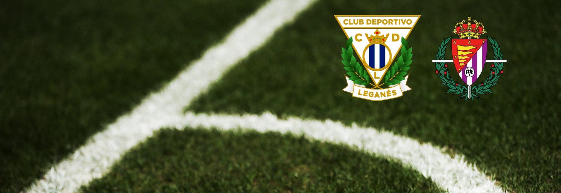 Leganes - Real Valladolid. 28a g.