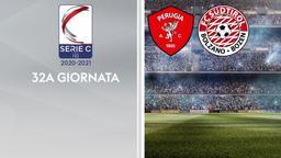 Perugia - Sudtirol. 32a g.