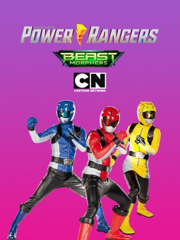 Power Rangers Beast Morphers - 1^TV