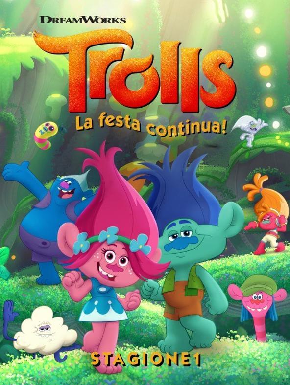 S1 Ep5 - Trolls: la festa continua!