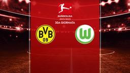 Borussia Dortmund - Wolfsburg. 14a g.
