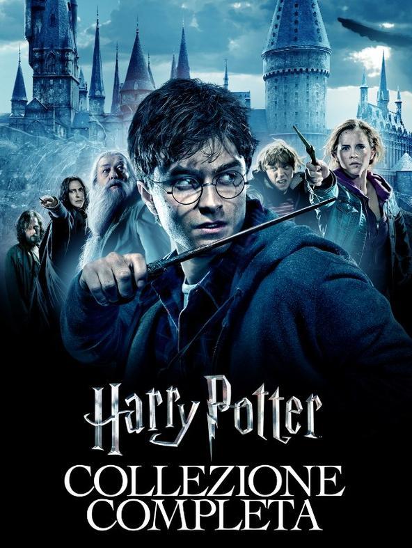 Saga Harry Potter