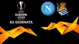 Napoli - Real Sociedad. 6a g.