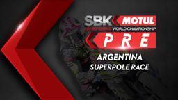 Argentina Superpole Race