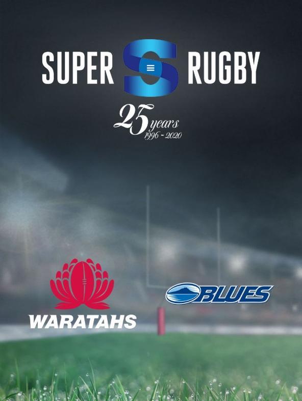 Waratahs - Blues