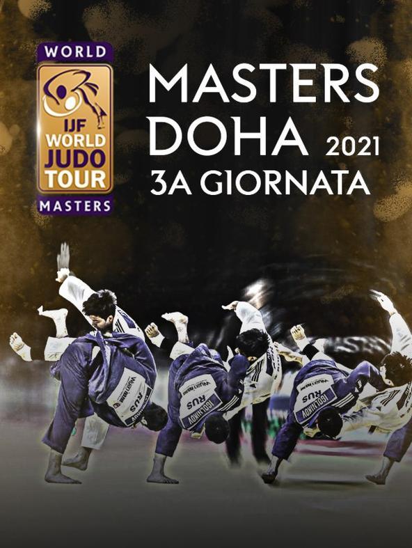 Judo: Masters Doha