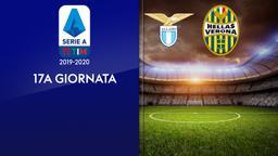 Lazio - Verona. 17a g.