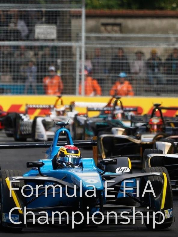 Formula E: FIA Championship