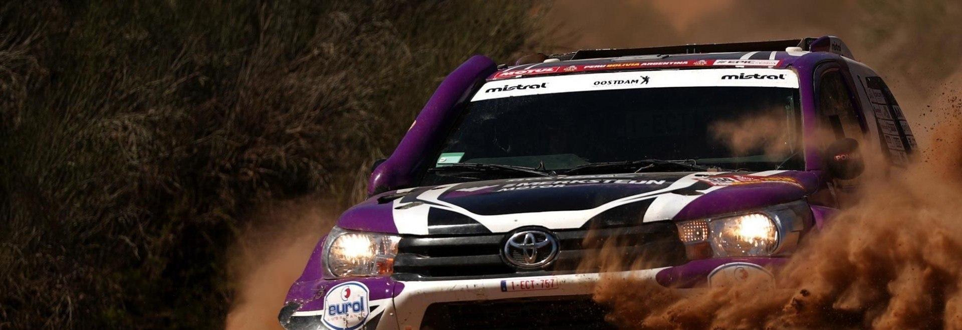 Presentazione Dakar 2021