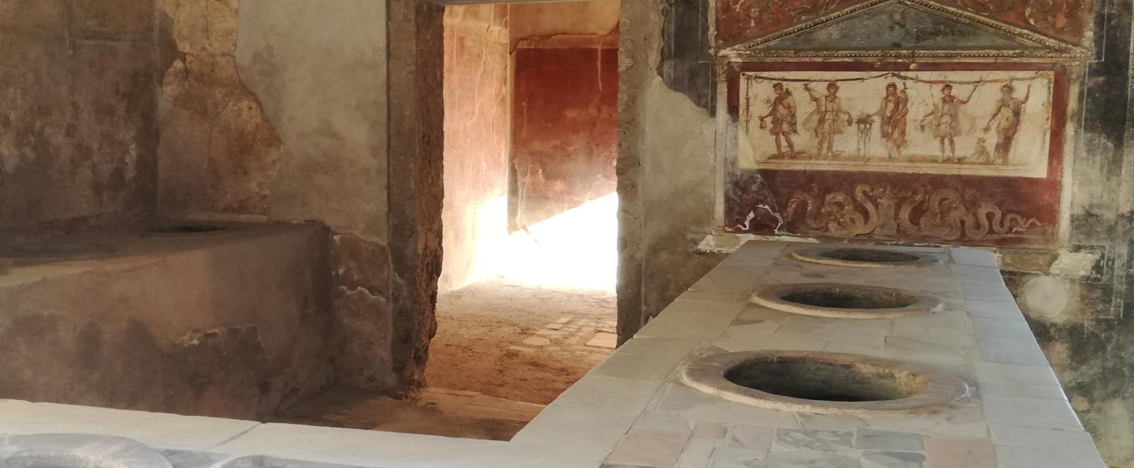 Pompei senza veli