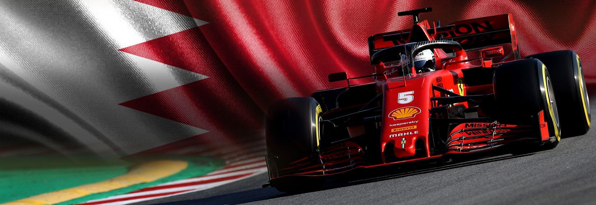 GP Bahrain. PL2