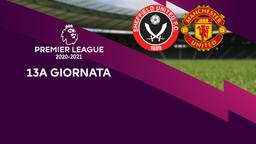 Sheffield United - Manchester United. 13a g.