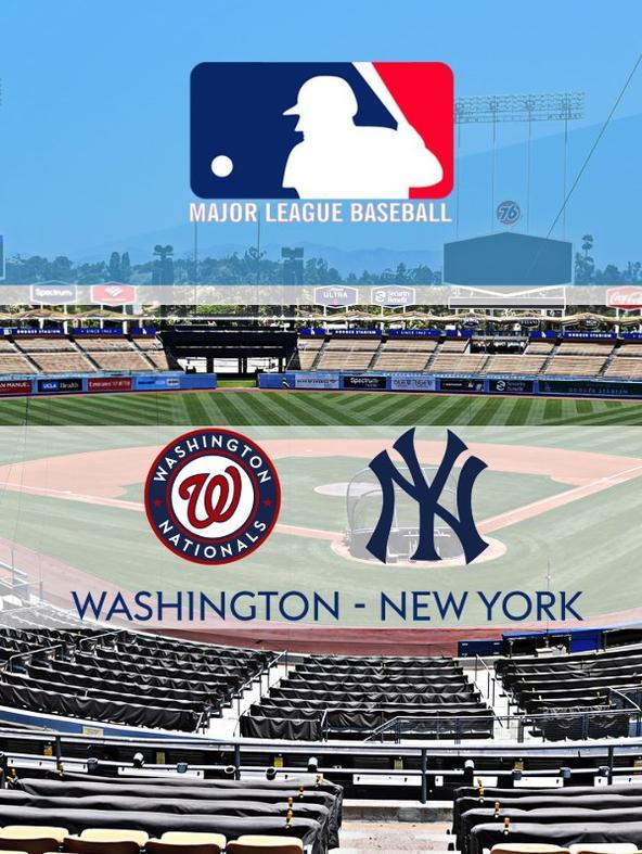 MLB: Washington - New York