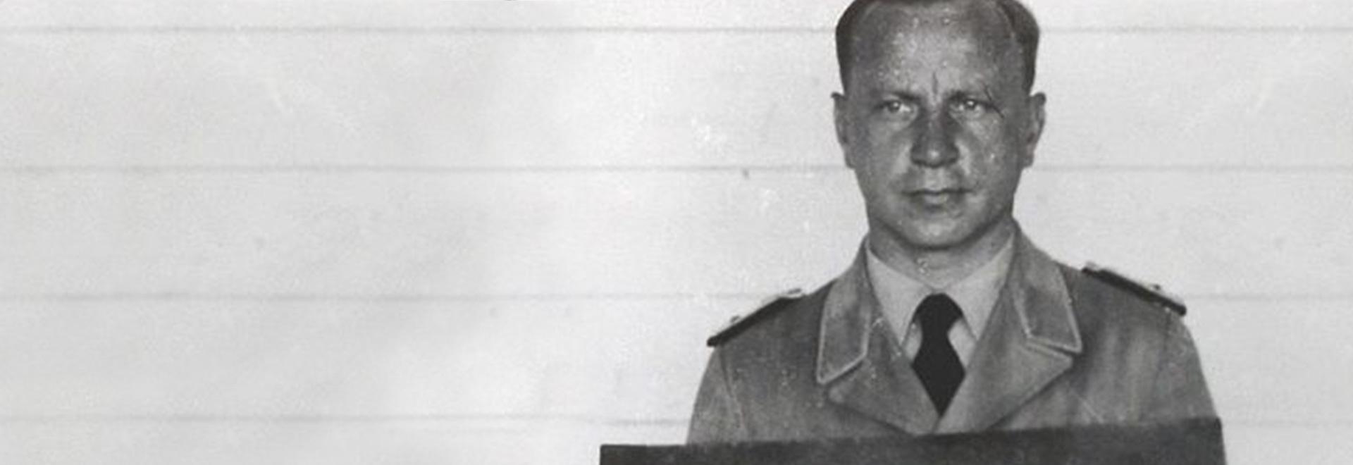 Kappler, prigioniero di guerra in fuga