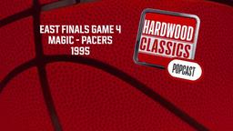 Magic - Pacers 1995. East Finals Game 4