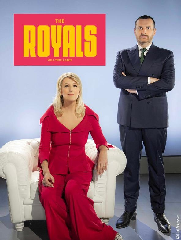 The Royals - Vizi e virtu' a corte - 1^TV