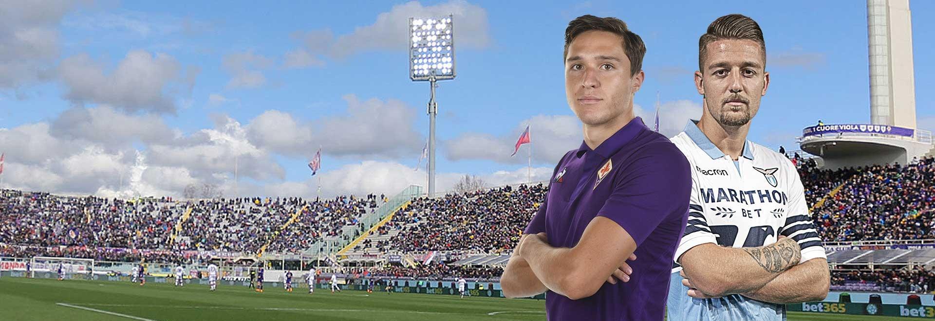 Fiorentina - Lazio. 27a g.