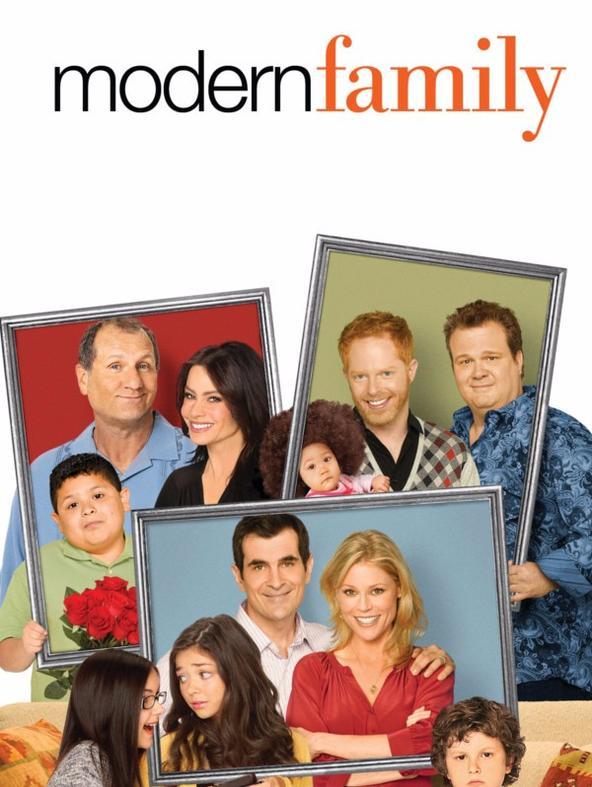 S1 Ep9 - Modern Family