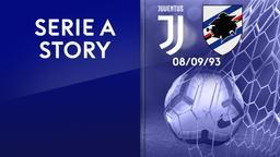 Juventus - Sampdoria 08/09/93