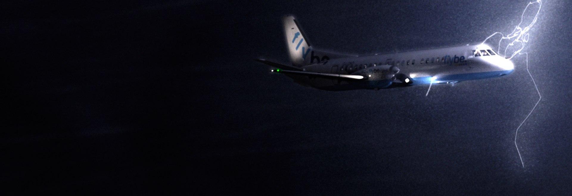 Catastrofe in volo