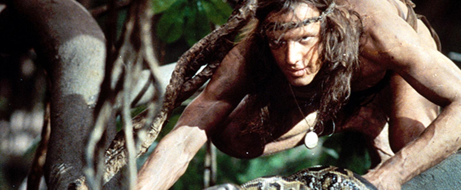 Greystoke: La leggenda di Tarzan, il signore delle scimmie