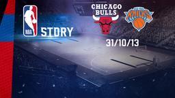 Chicago - New York 31/10/13