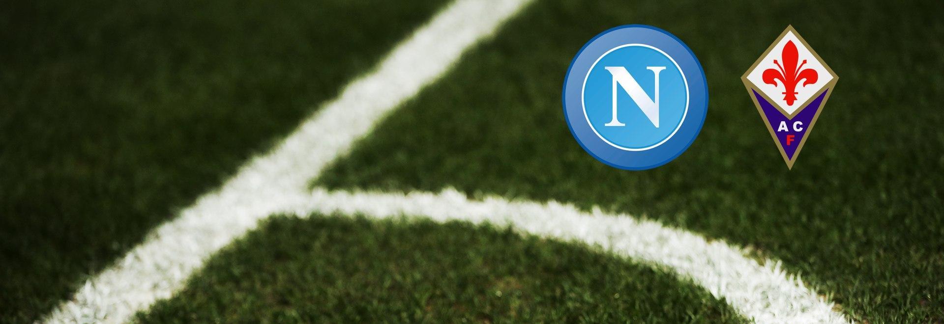 Napoli - Fiorentina. 20a g.