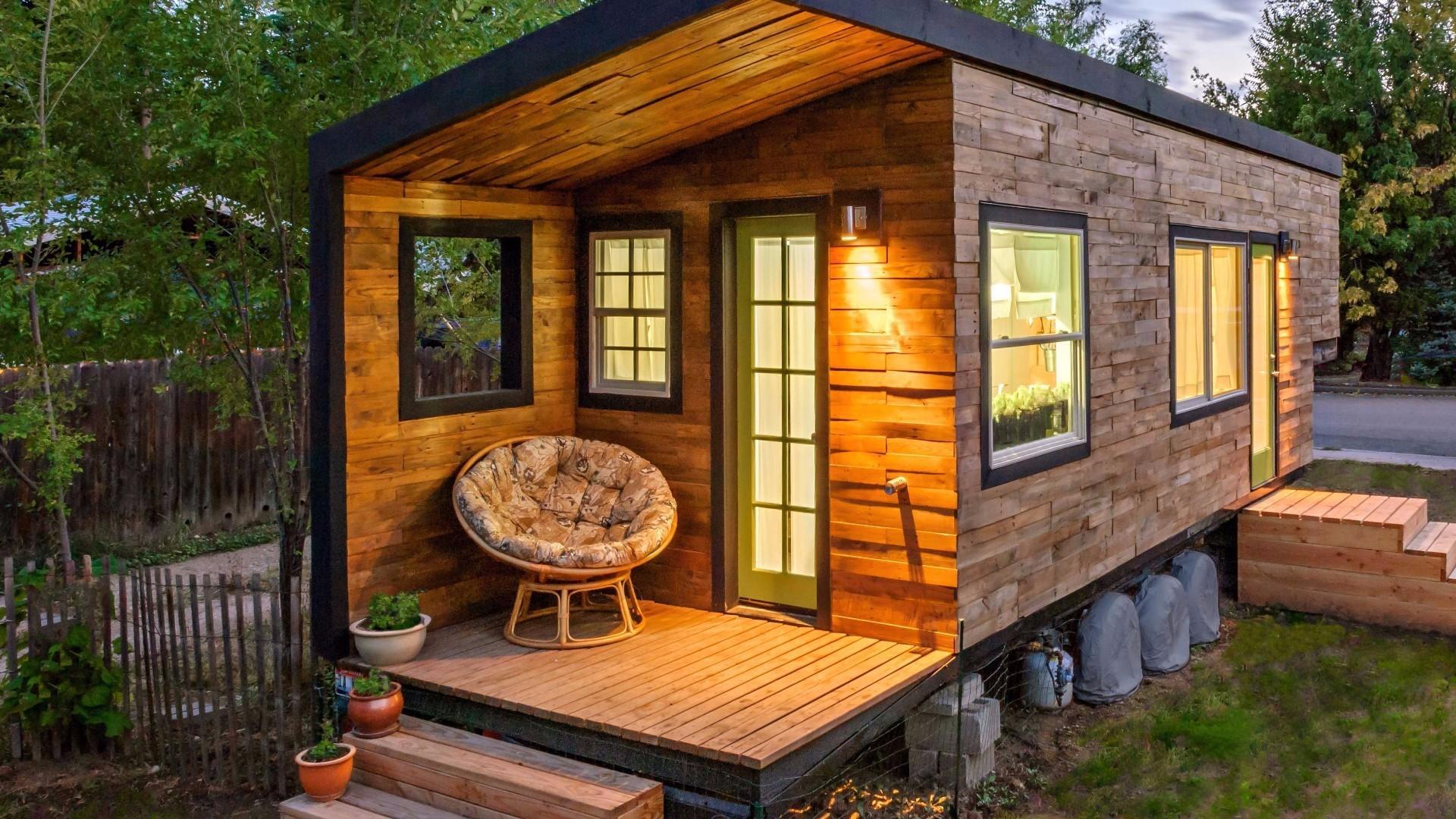 Cielo Tiny House World