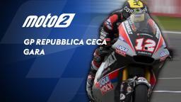 GP Repubblica Ceca. Gara
