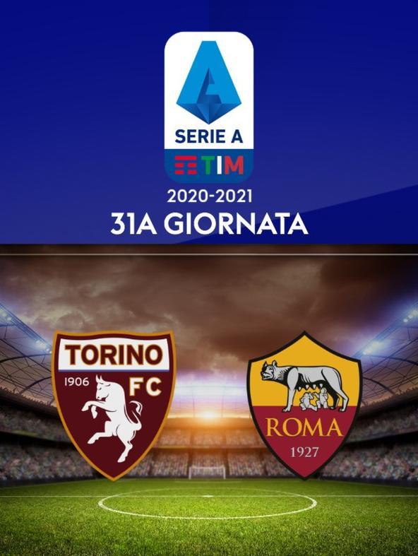 Torino - Roma. 31a g.