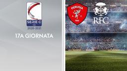 Perugia - Ravenna. 17a g.
