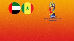 Emirati Arabi - Senegal