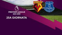 Watford - Everton. 25a g.