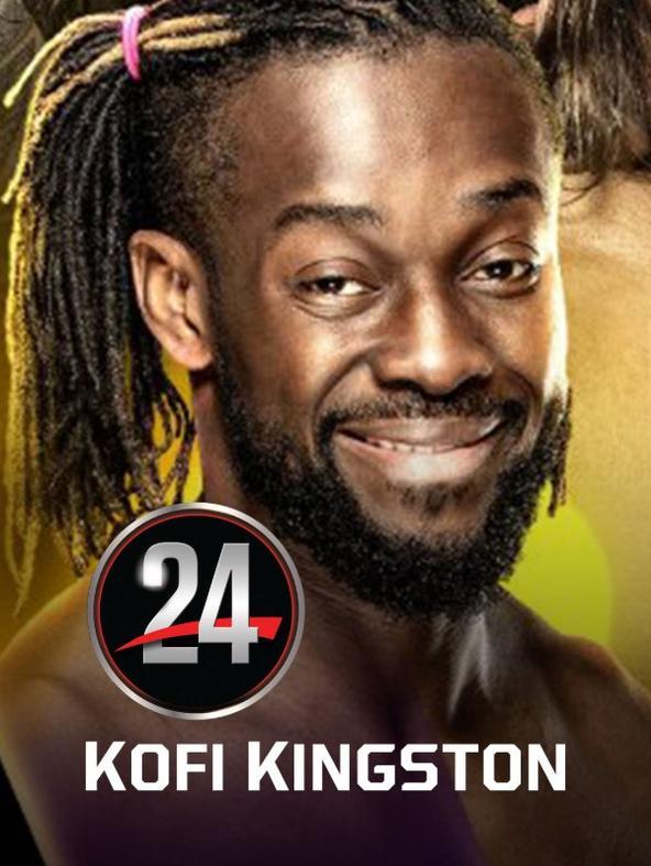 WWE 24 Kofi Kingston