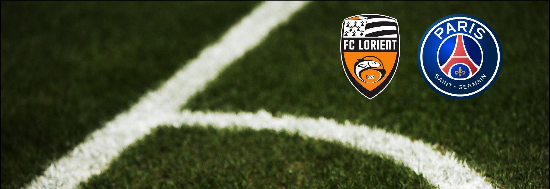 Lorient - PSG. 22a g.