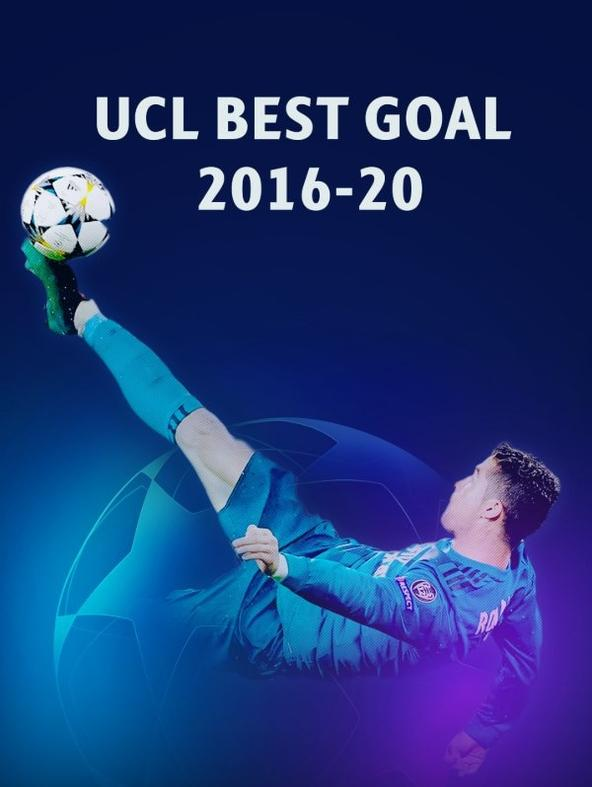 Champions League Best Goal 2016-20