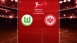 Wolfsburg - Eintracht Francoforte