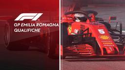 GP Emilia Romagna. Qualifiche