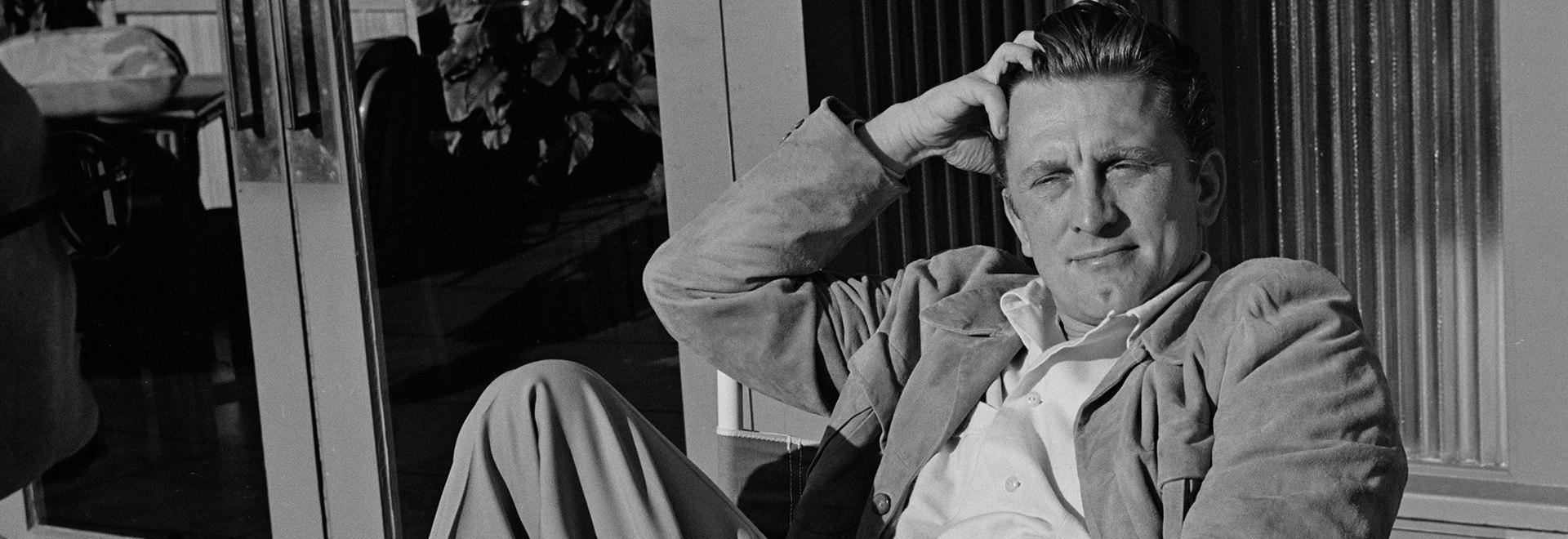 Kirk Douglas - L'indomabile