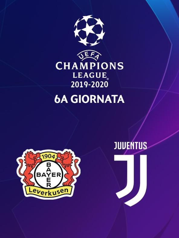 Bayer L. - Juventus    (diretta)