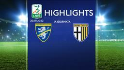 Frosinone - Parma