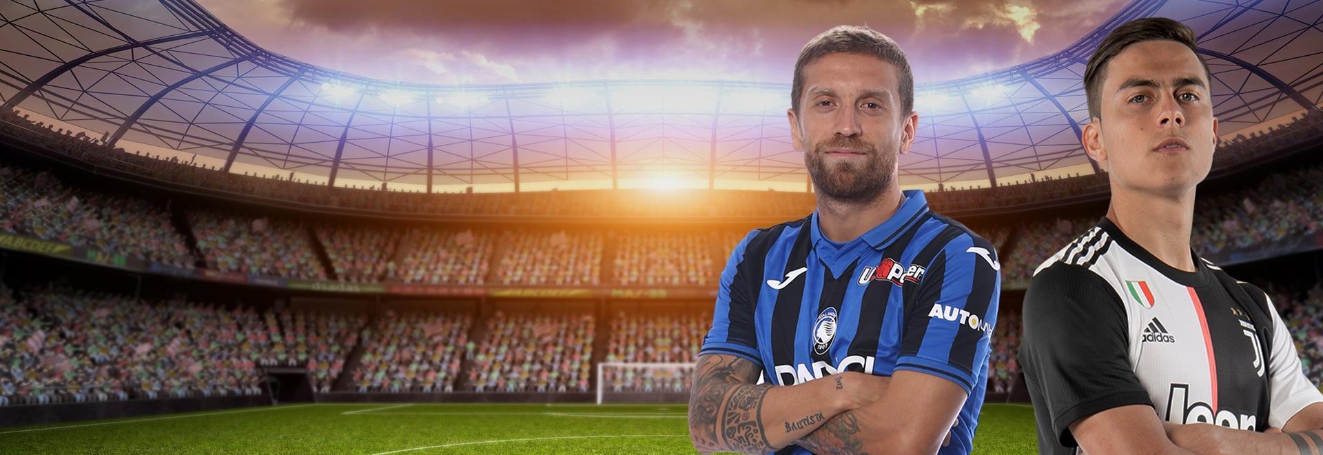 Atalanta - Juventus. 13a g.