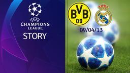 Borussia D. - Real Madrid 24/04/13