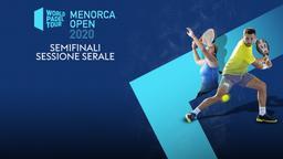Menorca. Semifinali. Sessione Serale